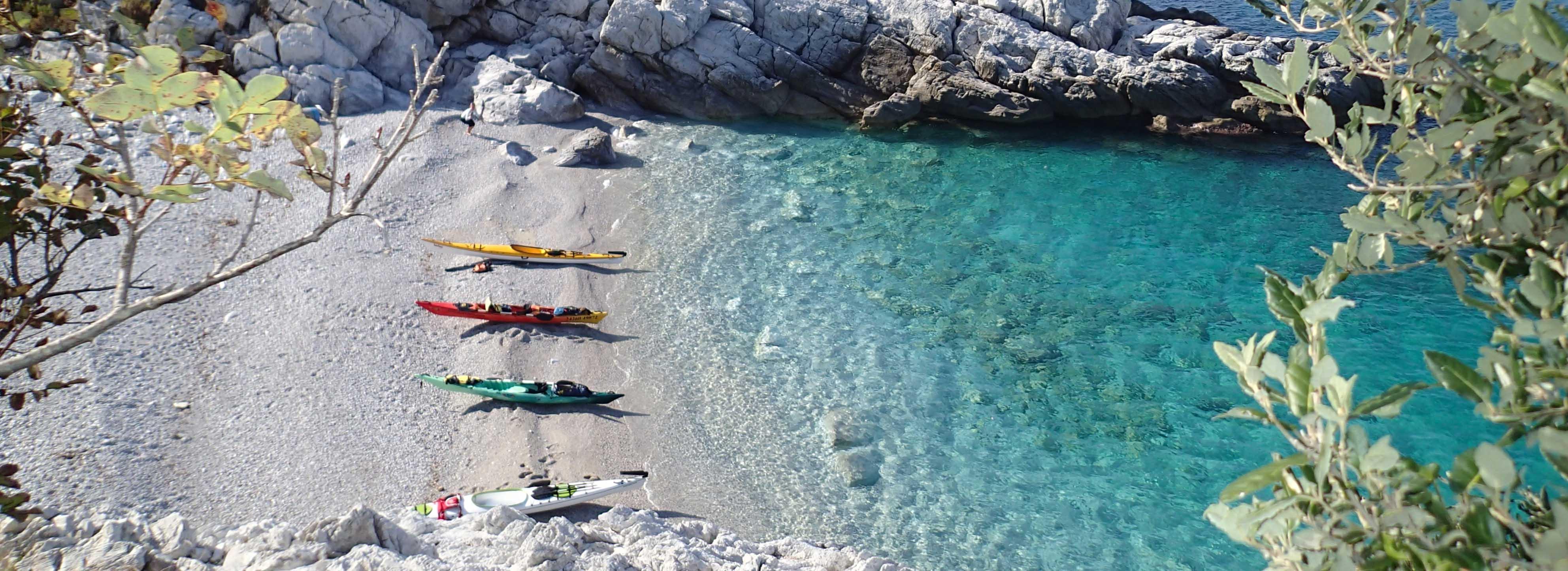 Sea Kayaking Pelion Secrets