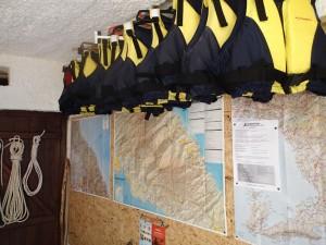 Sea Kayak Pelion Offices